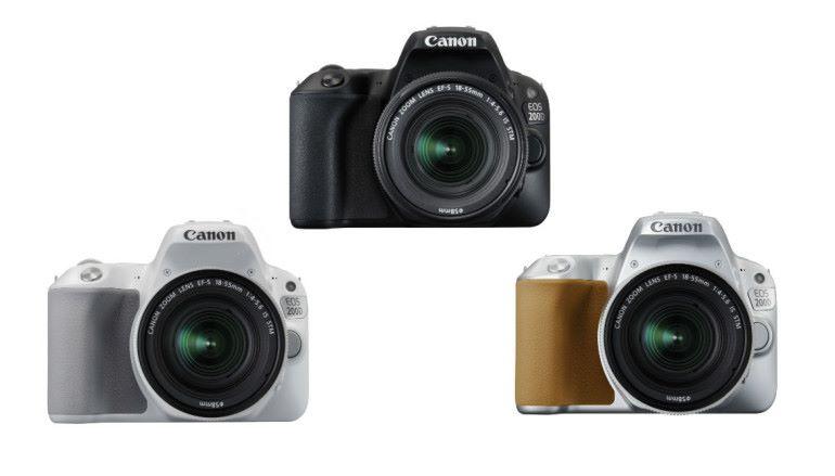 Canon 連入門 200D 都採用雙像素 CMOS