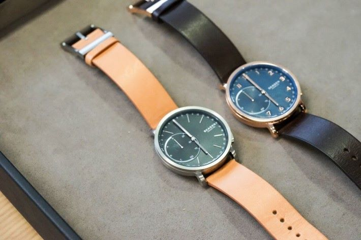 Skagen Connected Hybrid智能手錶