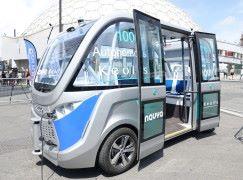 【親身體驗】自動駕駛巴士 NAVYA ARMA 快將登陸香港
