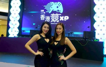 暑假電競比賽前哨戰 HKXP 免費任玩 VR 《鐵拳》《街霸》