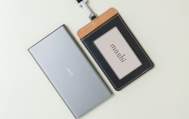 極薄體驗 Moshi IonSlim 5K 流動充電池