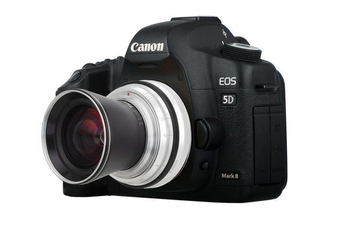 Lomography 將這個系統設計改良至適合現今菲林相機與數碼相機,更備有 Nikon F、Canon EF 及 Pentax K 接環版本可選擇。