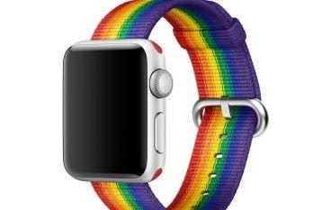 WWDC 以外,Apple Watch 彩虹錶帶公開發售