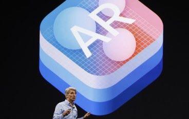 【力戰 Google Tango 】開發人玩盡 Apple ARKit