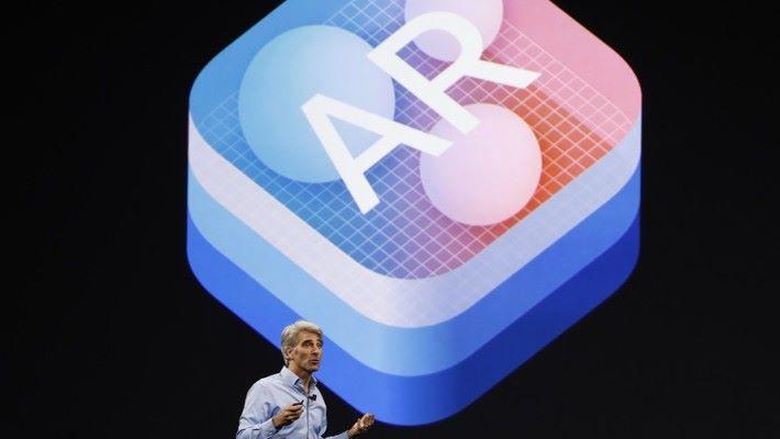 Apple 將會大力發展 AR 技術和應用。