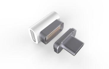 【耍帥用】USB Type-C 磁吸轉接器 MagC