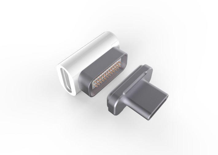 MagC 令新 MacBook 也能使用磁吸充電的方便。