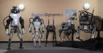 Boston Dynamics, SoftBank