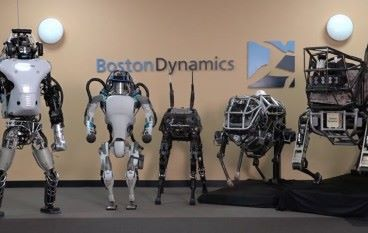終於賣出!Softbank接手Boston Dynamics