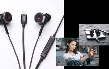 iPhone專用  SCENES 錄音用耳機