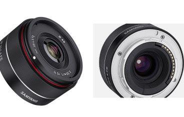 為 Sony 無反出新鏡 韓國 Samyang 發表 AF 35mm f/2.8 FE