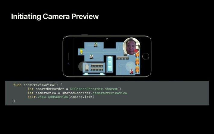 在遊戲裡嵌入直播畫面是將來直播應用之一
