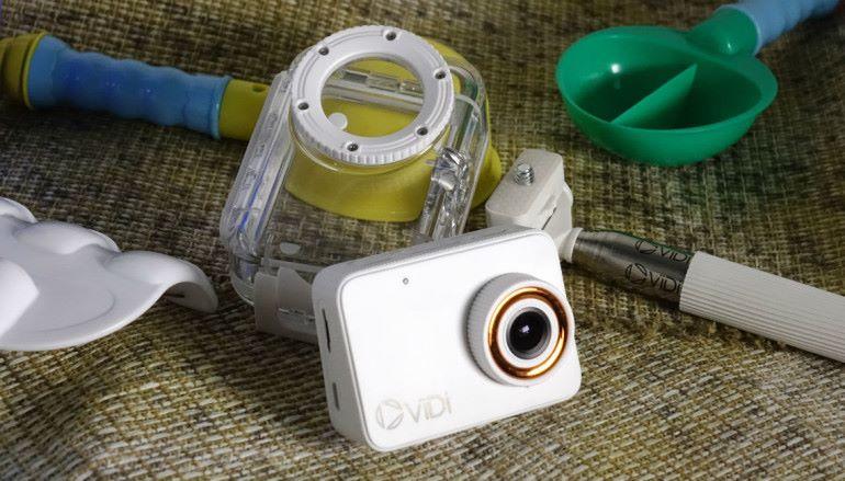 ViDi Action Cam 有款又實用
