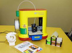 可愛風迷你 3D 打印機 da Vinci MiniMaker