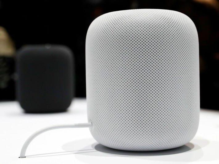 Apple 最新家居智能音樂裝置 HomePod