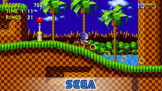 超音鼠 Sonic the Hedgehog