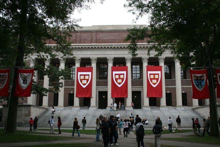 哈佛大學對網絡欺凌予以嚴重懲罰