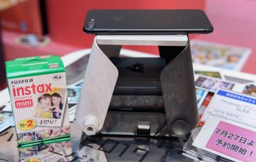 【唔使用電】手機相變即影即有相 Printoss