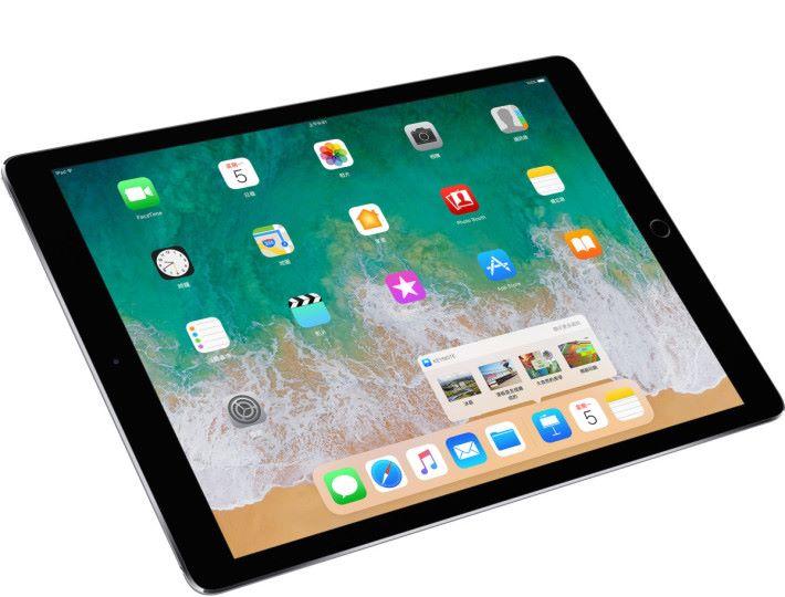 Dock 令 iPad 更像一部 Mac 機