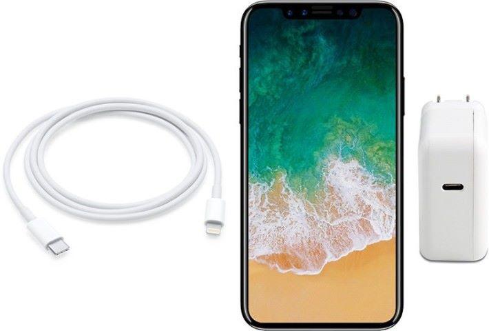 iphone 將會會使用 USB Type-C 充電器。