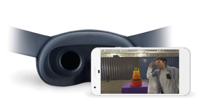 Google 推出全新 VR180 影片格式。