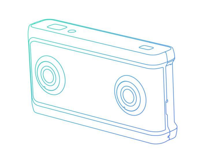 新制式會利用雙鏡頭相機拍攝,以營造更理想的立體效果。