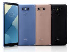 小小升級版 LG G6+ 正式發表