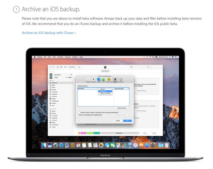 想輕鬆易做的話可以用 iCloud 做