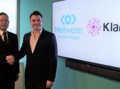 媒體分析創業公司Klarity Meltwater買下擴亞洲實力