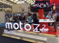 【MWC Shanghai 2017】中階新軍 Moto Z Play 2 現身