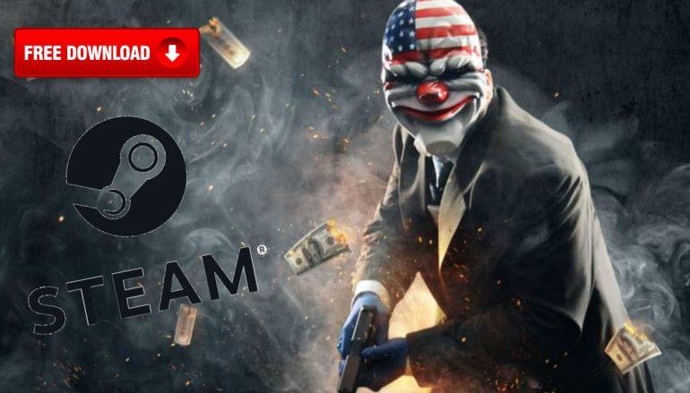 【限時下載】Payday 2 限時開放 500 萬套 重送你 VR 版