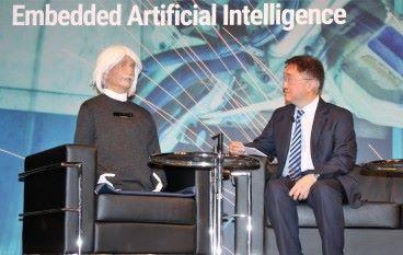 嵌入式人工智能 活化機械人