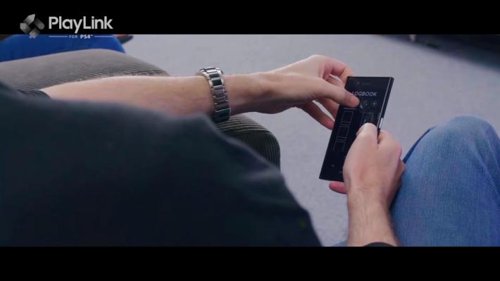 PlayLink 是將手機變成 PS4 的副屏幕和控制器。