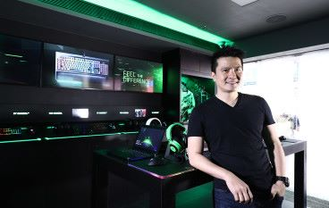 專訪 Razer CEO 陳民亮:「香港有潛力成為電競焦點地區」