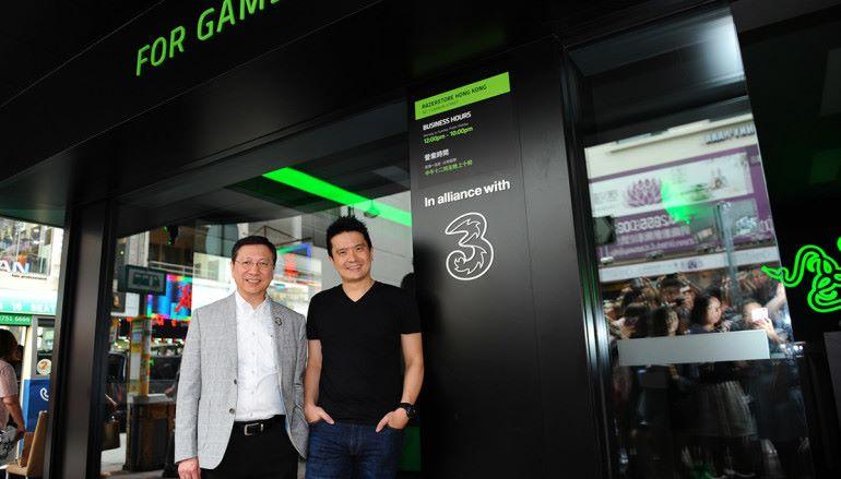 電競迷注意! 香港 RazerStore 星期六開幕
