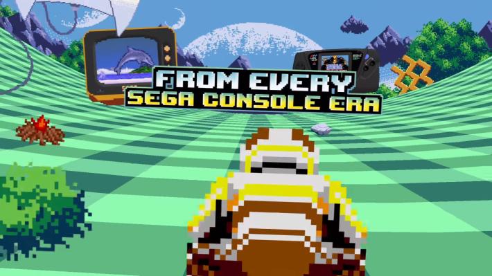 由 SEGA 完全移值到手機上的經典遊戲