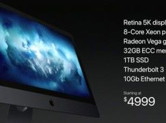 iMac Pro 最高規格要幾錢 ?