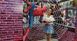 spiderman feed