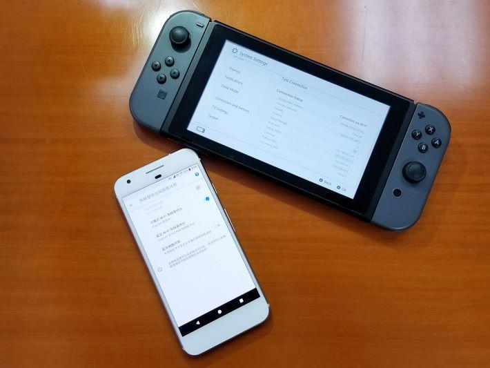 有不少csl的用戶都表示,他們以hotspot方式分享數據給 Switch 打機,但未能正常連線