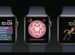 【WWDC 2017】watchOS 4 新增 Siri 同 Toy Story 錶面 對應不同運動習慣