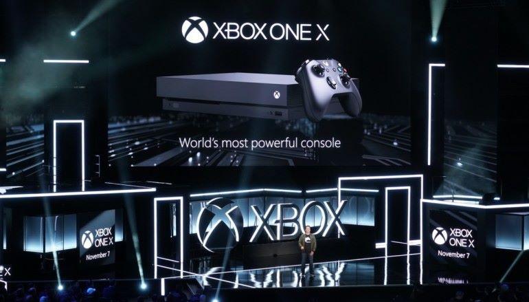 天蠍降臨 Xbox One X 正式發表