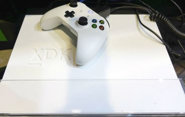 【動漫節 2017】Xbox One X 開發機動漫節會場現身試玩