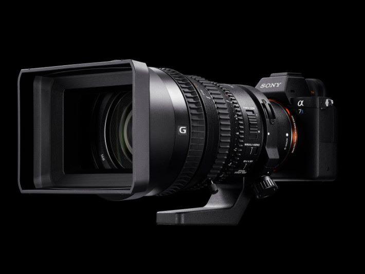 是次拍攝是採用 A7S II 和 SELP28135G FE PZ 28-135mm F4 G OSS 鏡頭。