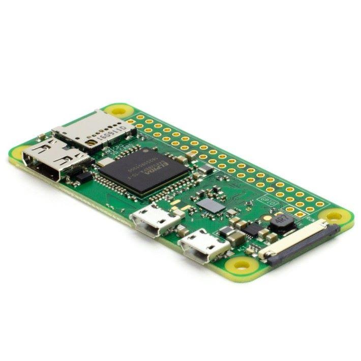 今年 3 月推出的 RPi Zero W 為 RPi 的最新一員,只售 $10 美元就提供 Wi-Fi 及藍牙功能。
