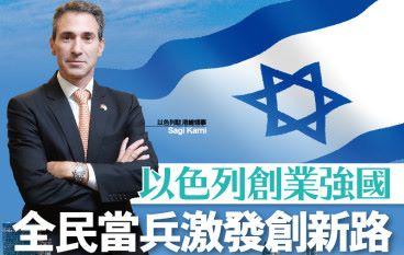 【#1250 Biz.IT】以色列創業強國 全民當兵激發創新路