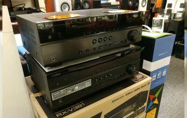 【場報】Yamaha AV 擴音機平成千銀
