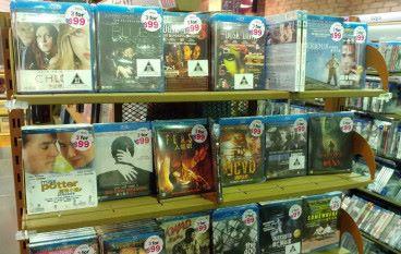 【場報】一百蚊 3 隻筍價 Blu-ray 碟