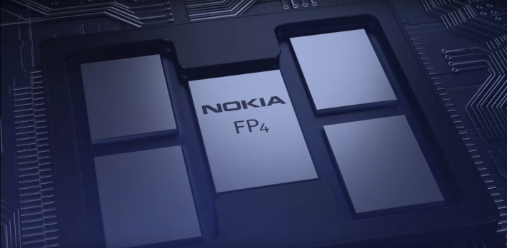 Nokia 擁有數據中心網絡技術。