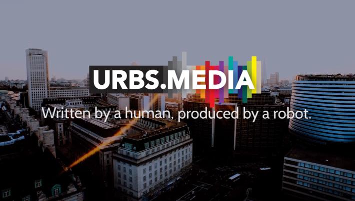 Google 會聯同 Urbs Media 創造人工智能寫新聞。
