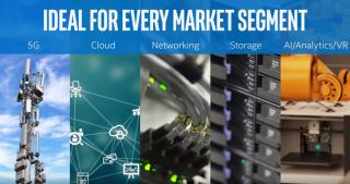 Skylake-SP Xeon 系列的伺服器應用比以前更廣。